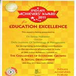 Indian Achievers Award 2011