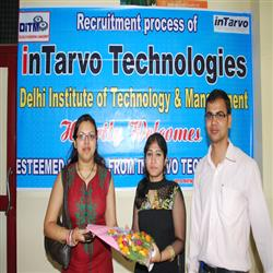 Recruitments by inTarvo Technologies