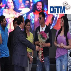 Film Promotions in DITM